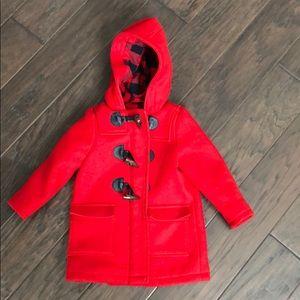 Baby GAP pea coat size 2 years